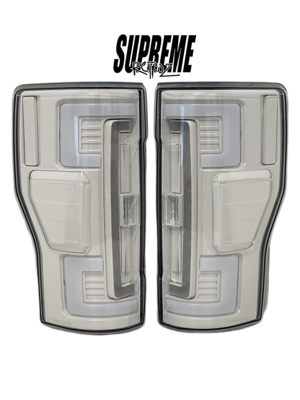 2017-2019 Super Duty Recon Tail Lights