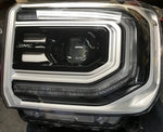 2016-2018 GMC Sierra Denali 1500 Headlights