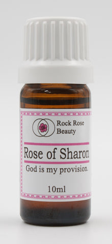 Rock Rose (Rose of Sharon) Oil 10ml