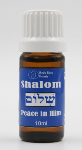 Shalom Peace in Him 10ml