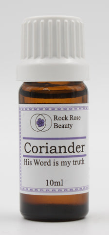 Corriander Oil 10ml