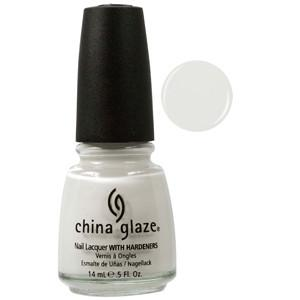 White On White China Glaze 15ml
