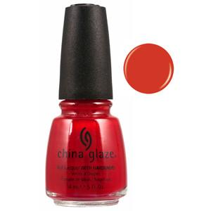Paint The Town Red China Glaze 15ml