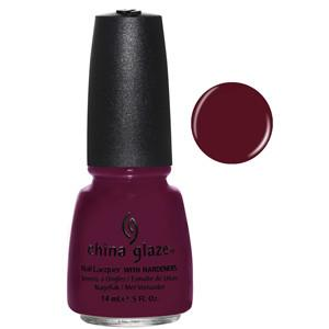 Purr-Fect Plum China Glaze 15ml