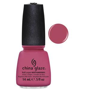Life Is Rosy China Glaze 15ml