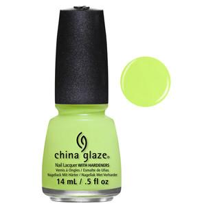 Grass Is Lime Greener China Glaze 15ml