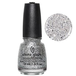 Silver Of Sorts  China Glaze 15ml