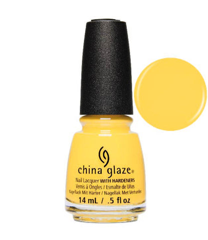 Werk It Honey China Glaze 15ml