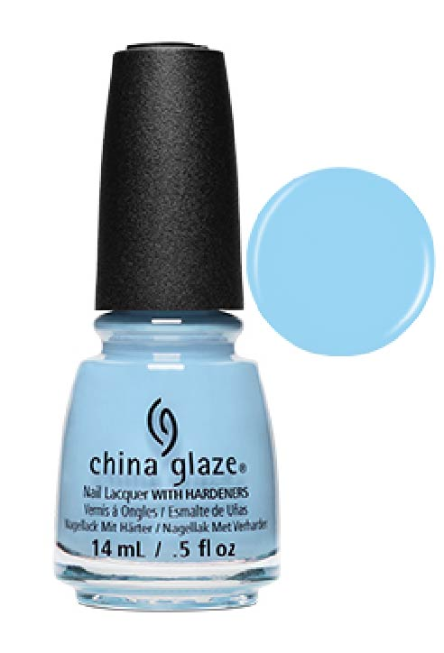 Water Falling in Love China Glaze 15ml
