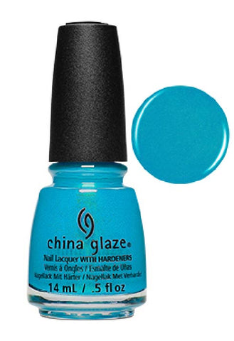 Mer-Made for Bluer water China Glaze