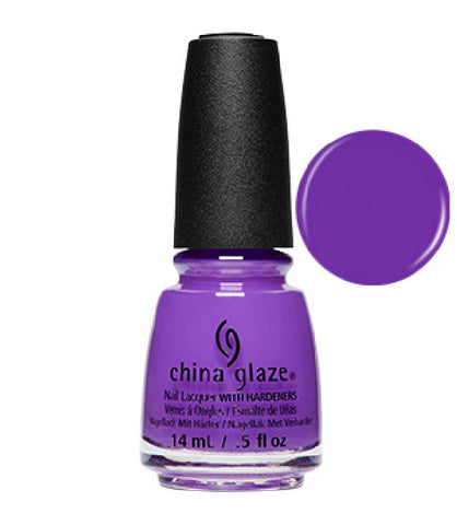 Stop Beach Fronting China Glaze 15ml