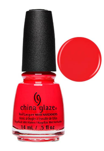 Kiki in our Tiki China Glaze 15ml