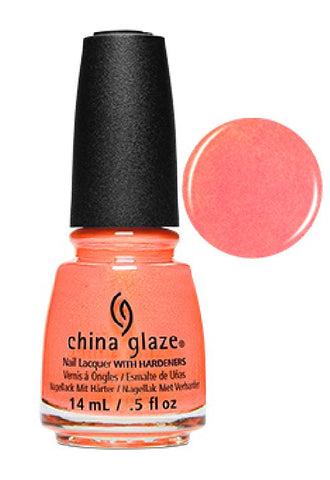 Tropic of Conversation China Glaze 15ml