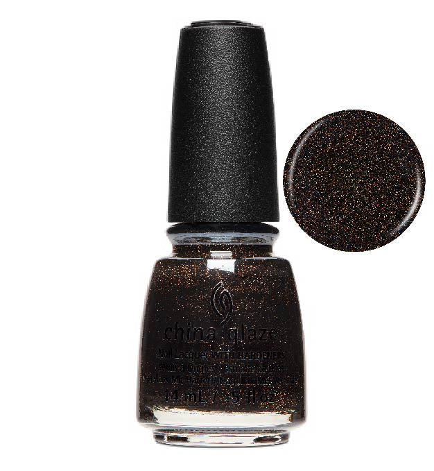 Ash & Burn China Glaze 15ml
