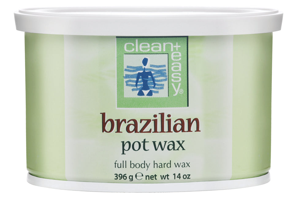 Brazilian Full Body Hard Wax Tin