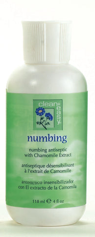 Numbing Antiseptic Lotion 125ml