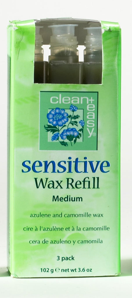Sensitive Wax Refills