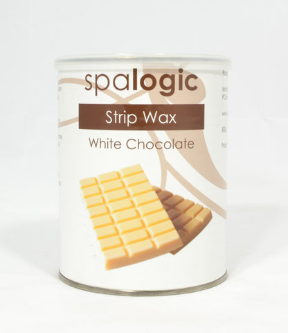 White Chocolate Strip Wax Tin 800g