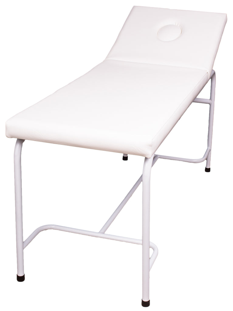 Fixed massage beds