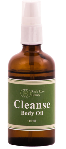 Cleansing Massage Oil 100ml