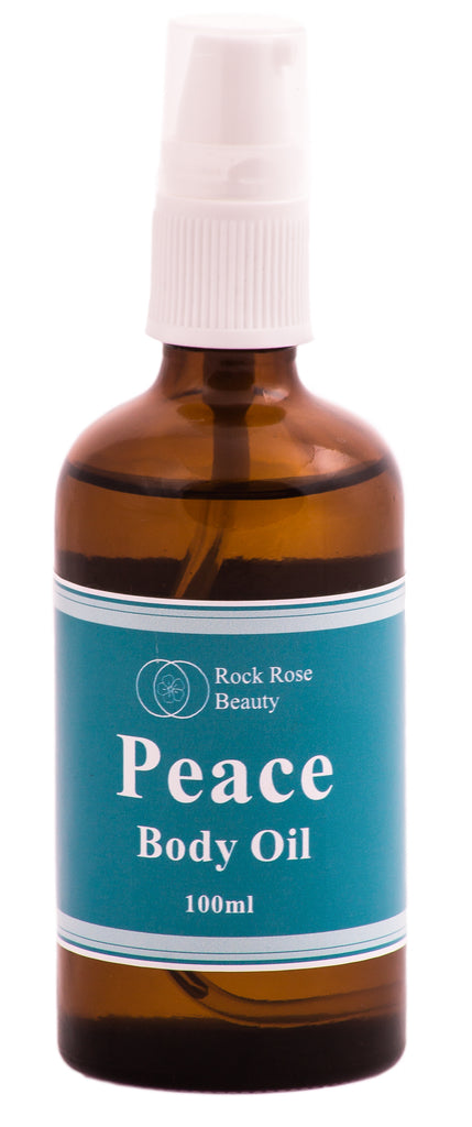 Peace in Him Massage Oil 100ml