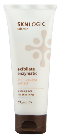 Exfoliate enzymatic with Papaya extract
