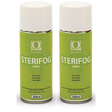 SteriFog Spray Fragrance Free 350ml