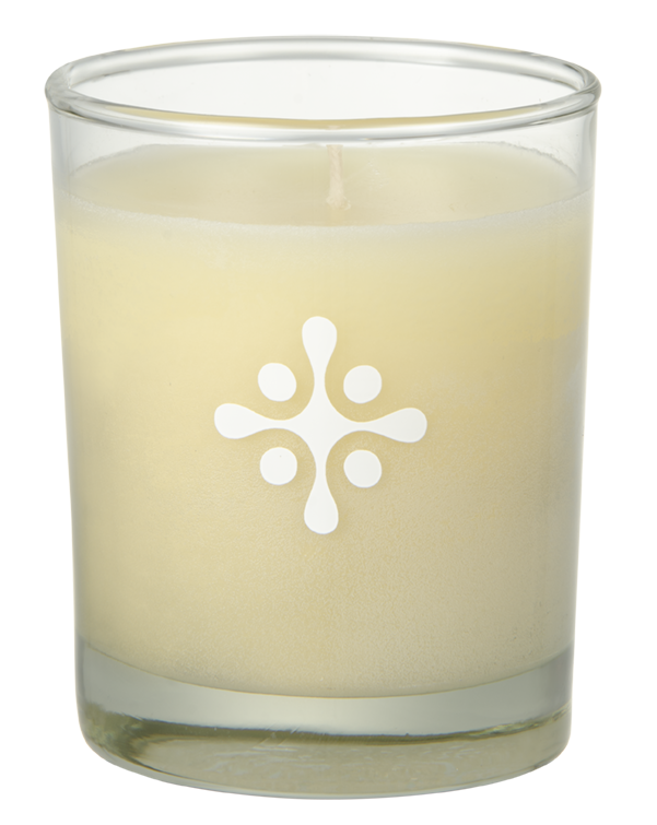Body Candle with Pineapple extract