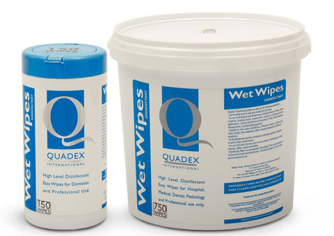 Wet Wipes (Cold Sterilant Formula)