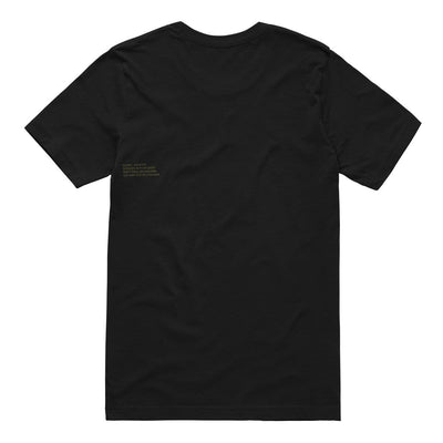 TFS WIRED TEE BLACK Tee WIRED