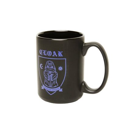 OA SHIELD MUG MATTE BLACK Accessory OA