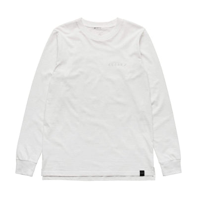 SM ASTERISK LS TEE WHITE Tee SM Stealth Mode