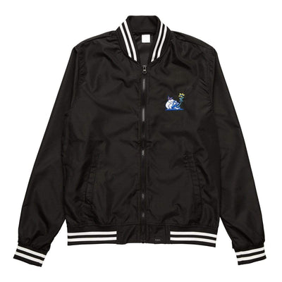 LIFE AFTER DEATH BOMBER BLACK Jacket LAD Life After Death