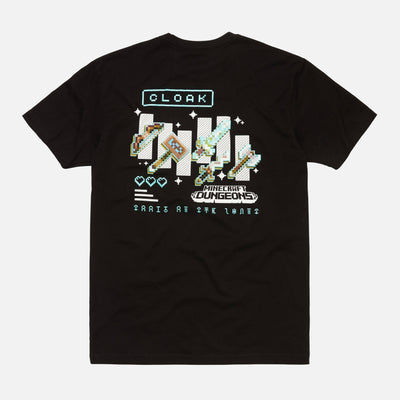MC TOOLS TEE BLACK TEE MC