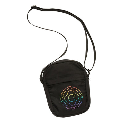 LC BLOOM SHOULDER PACK BLACK BAG LC