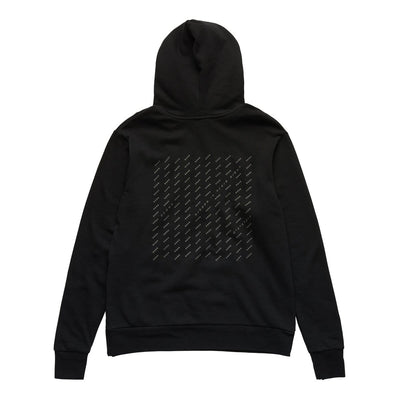SM ASTERISK MASK HOODIE BLACK Hoodie SM Stealth Mode