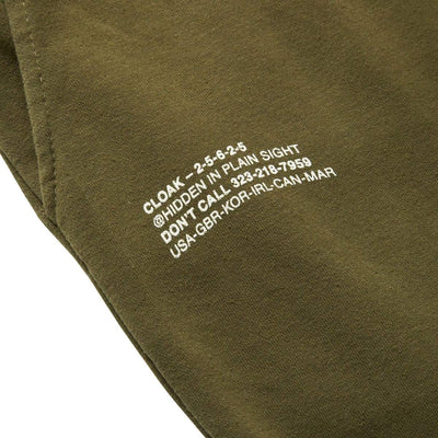 TFS WIRED JOGGER ARMY Jogger WIRED