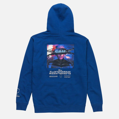 NM VIRTUAL HOODIE ROYAL Hoodie NM