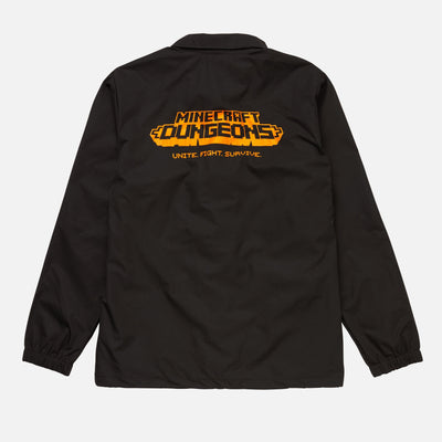 MC DUNGEONS JACKET BLACK JACKET MC