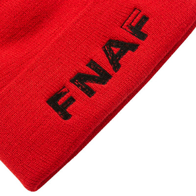 FNaF MOST WANTED WATCH CAP RED Beanie FNaF2
