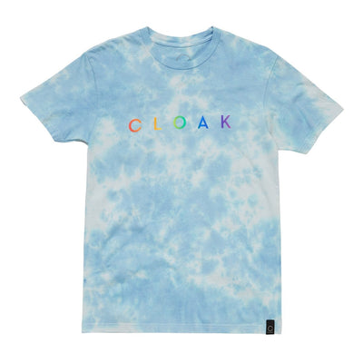 LC FULL COLOUR TEE SKY DYE TEE LC