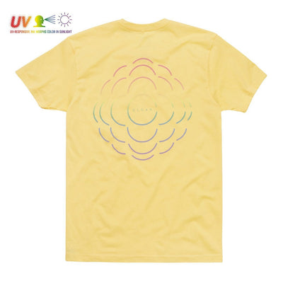 LC COLOURS TEE YELLOW TEE LC