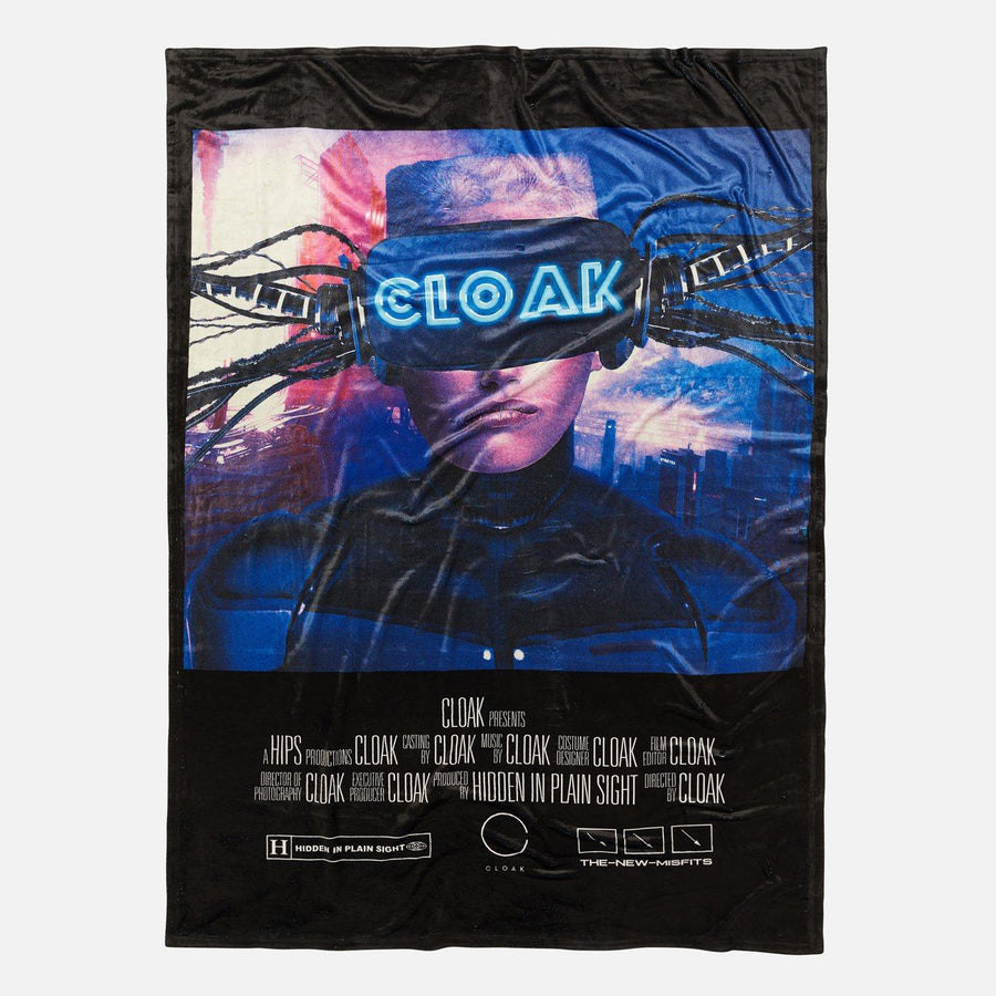 NM VIRTUAL BLANKET BLACK