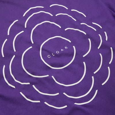 LC COLOURS TEE VIOLET TEE LC