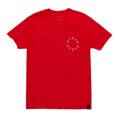 LC COLOURS TEE RED TEE LC