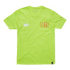 TFS EQUINOX TEE SAFETY YELLOW Tee EQ