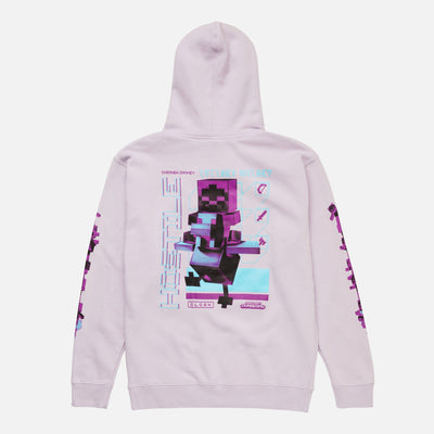 MC CHICKEN JOCKEY HOODIE LAVENDER HOODIE MC