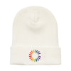 CS CHARGED BEANIE WHITE Beanie COLOUR STRUCK