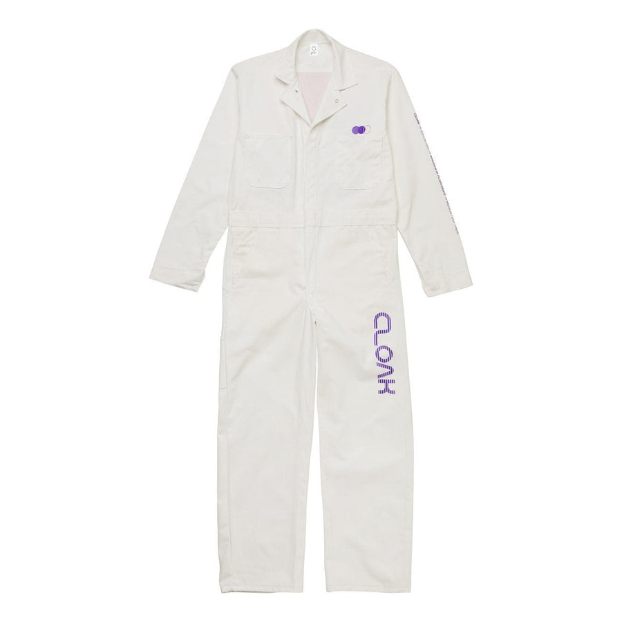 OT MISSION COVERALLS WHITE Coverall OUT THERE