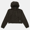 PN CROPPED ANORAK BLACK